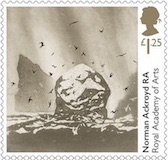 Royal Acadmey St Kilda stamp.