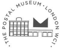 New Postmark showing  logo and the Postal Museum.